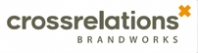 Logo:crossrelations brandworks GmbH