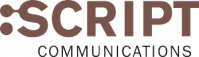 Logo:SCRIPT Communications